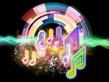 Sounds of Music Stock Photos