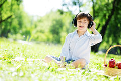 Sounds of nature Royalty Free Stock Photography