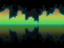 Soundwave Stockfoto