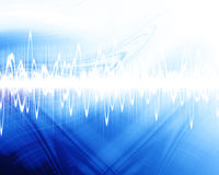 Soundwave Royalty Free Stock Photo