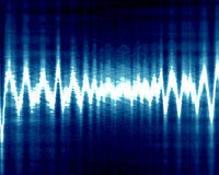 Soundwave Royalty Free Stock Photos
