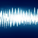 Soundwave Royalty Free Stock Image