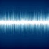 Soundwave Stock Photo