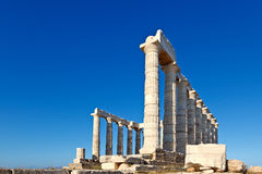 Sounio, Greece Royalty Free Stock Image