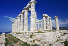 Sounion Royalty Free Stock Photo