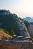 从sounth峰顶的东部峰顶 免版税库存照片