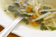 Soup 1 Royalty Free Stock Photography