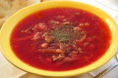 Soup. Stock Photos