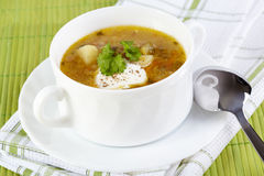 Soup Royalty Free Stock Image