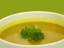 Soup. Please see my other food images as well Stock Photography
