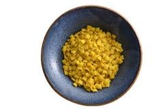 Soup Almnods / Shkedei Marak / Soup Mandel. Soup Almonds / Shkedei Marak / Soup Mandel - An Israeli / Jewish soup accompaniment / snack Royalty Free Stock Images