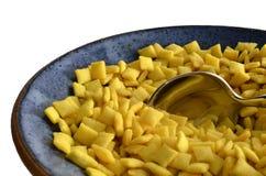 Soup Almnods / Shkedei Marak / Soup Mandel. Soup Almonds / Shkedei Marak / Soup Mandel - An Israeli / Jewish soup accompaniment / snack Stock Photography