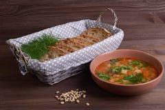Soup Stock Photo