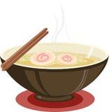 Soup bowl Stock Photo