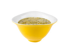 Soup broth Royalty Free Stock Images