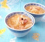 Soup of cabbage Royalty Free Stock Photo