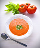 Soup delight Royalty Free Stock Photo