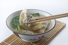 Soup dumpling Royalty Free Stock Photo