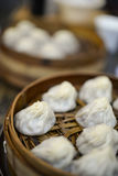 Soup dumplings, xiao long bao Royalty Free Stock Images