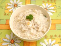 Soup of fish Royalty Free Stock Photos