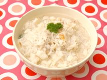 Soup of fish Royalty Free Stock Photo