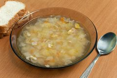 Soup food royalty free stock photo
