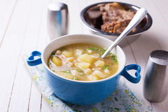Soup. Royalty Free Stock Photography