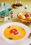 Soup  Gazpacho Stock Photography