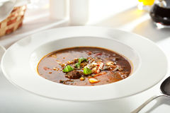 Soup Goulash Royalty Free Stock Images