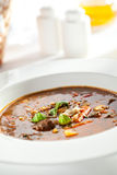 Soup Goulash Royalty Free Stock Photos