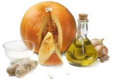 Soup ingredients Stock Photos
