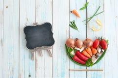 Soup menu royalty free stock images