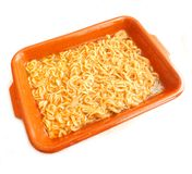 Soup with noodles Royalty Free Stock Photo