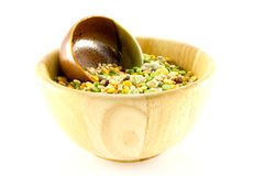 Soup Pulses Royalty Free Stock Photography