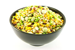 Soup Pulses in a Bowl Royalty Free Stock Photography