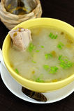 Soup - rassolnik Royalty Free Stock Image