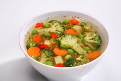 Soup tasty Royalty Free Stock Photo