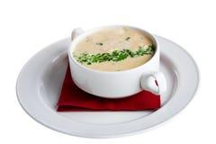 soup thick royaltyfria foton