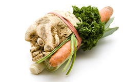 Soup vegetables Royalty Free Stock Photos