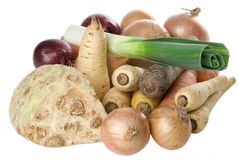 Soup Vegetables Royalty Free Stock Image