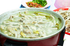 Free Soup With Chicken Royalty Free Stock Image - 25515146