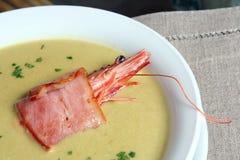 Soup With Shrimp