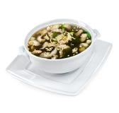 Soupe à champignons Photo libre de droits