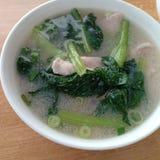 Soupe à intestin photos stock