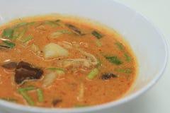 Soupe à khon de nam d'igname de Tom Photo libre de droits