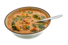Soupe à Tom Yam Images stock
