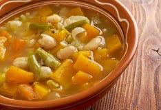 Soupe au Pistou Royalty Free Stock Photo