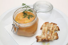 Soupe aux fèves Image stock