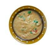 Soupe de la Roumanie Radauti photo stock