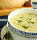 soupe de nouilles Photographie stock